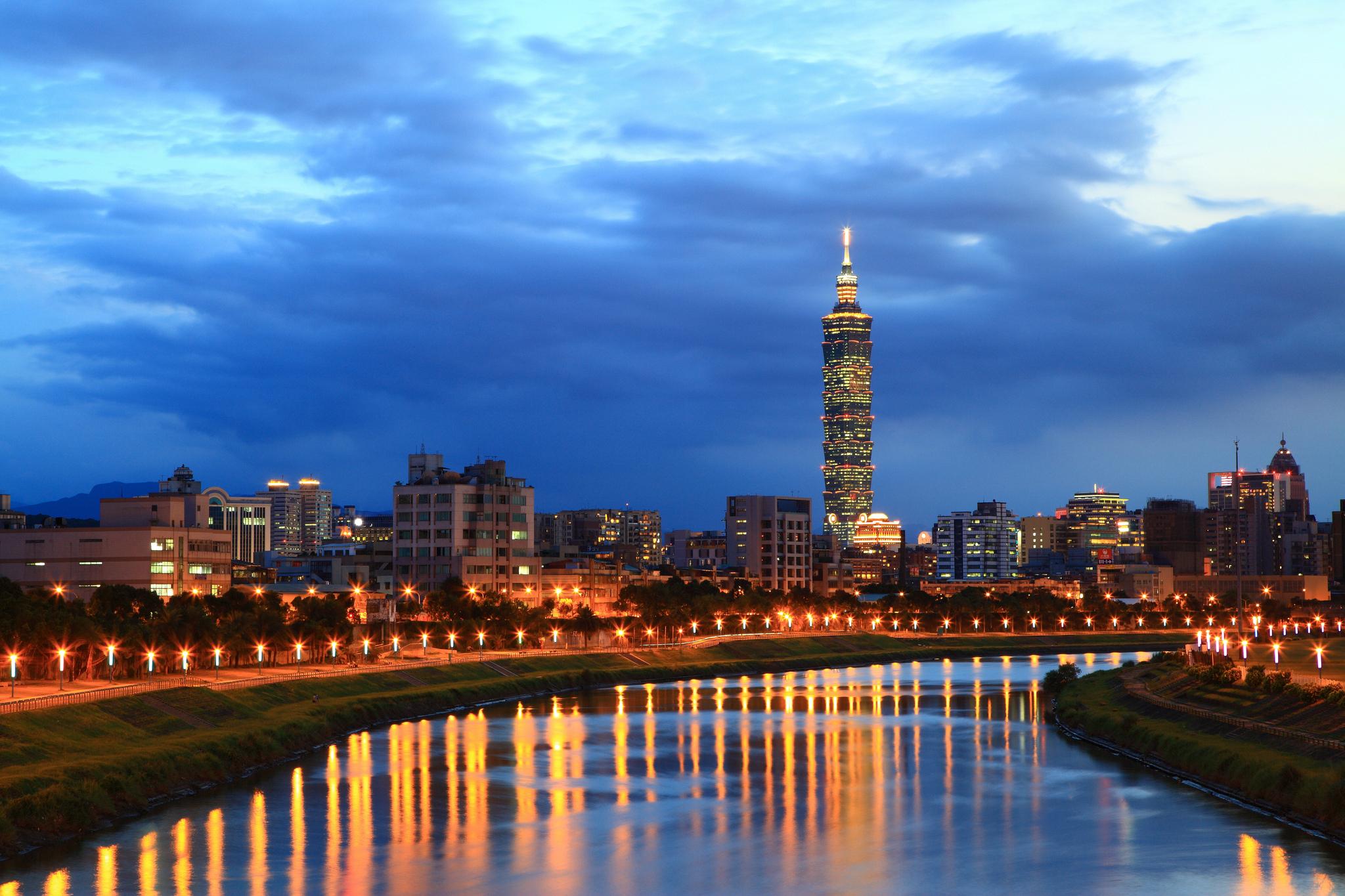 Столица Тайваня