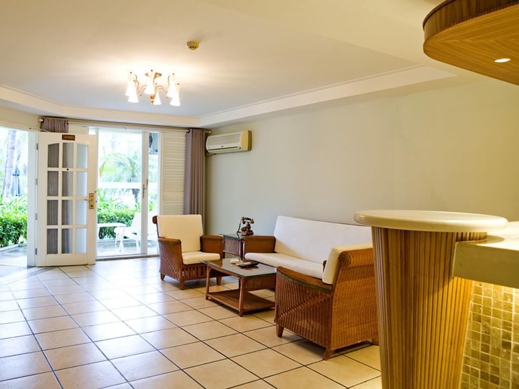 Улучшенная вилла, отель Palm Beach Resort & Spa 5*
