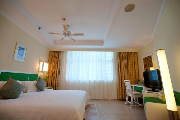 Стандартный двухместный номер в отеле Sunshine Resort Intime Sanya 5*