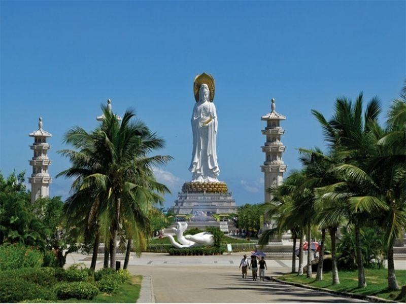 Достопримечательности Хайкоу, о. Хайнань, Китай