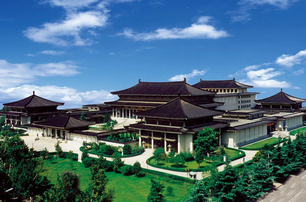 Музей истории провинции Шэньси