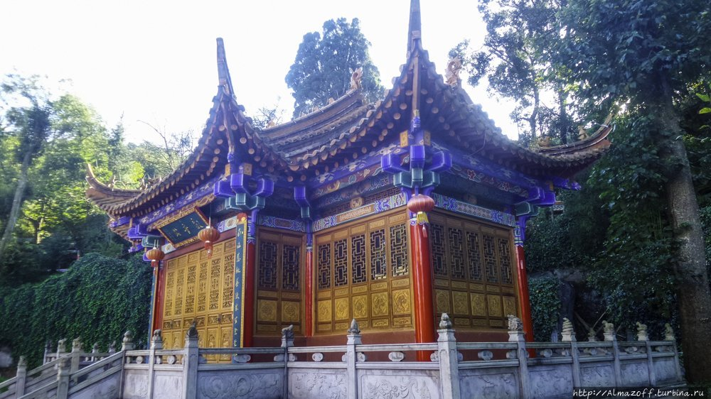 Бамбуковый храм