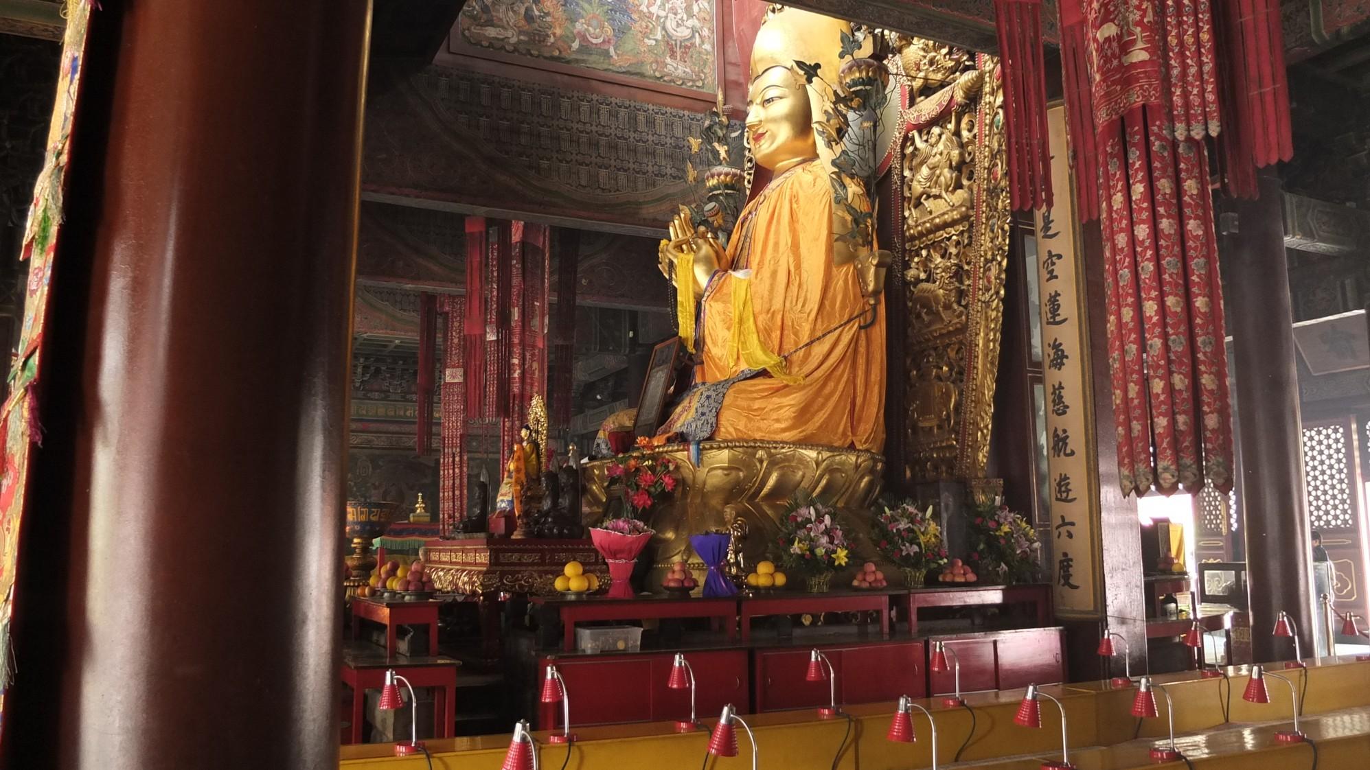 Буддийский храм «Нандасы»