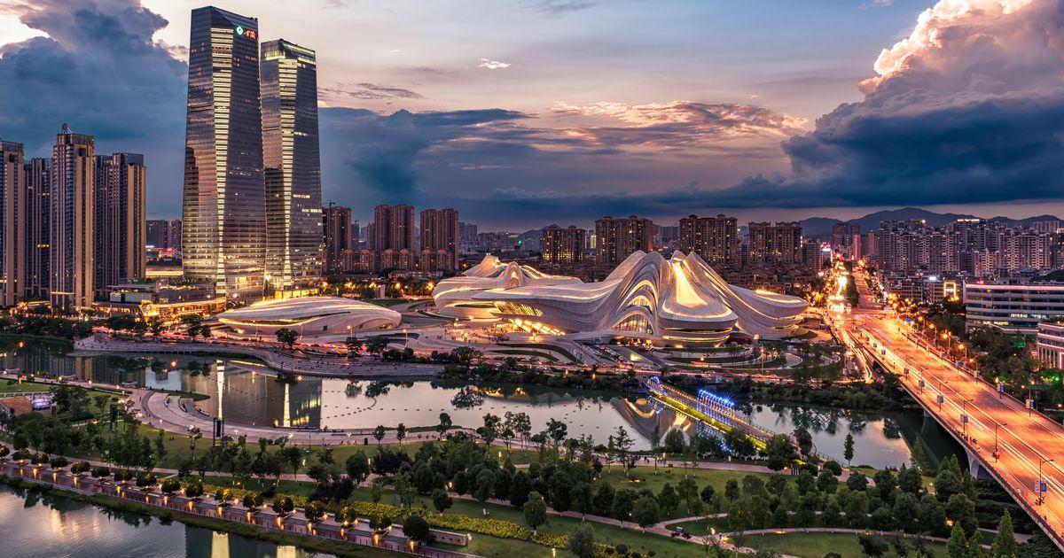 Чанша, Китай