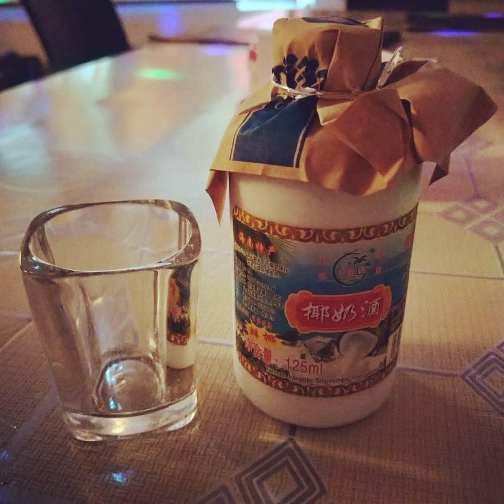 Кокосовая водка