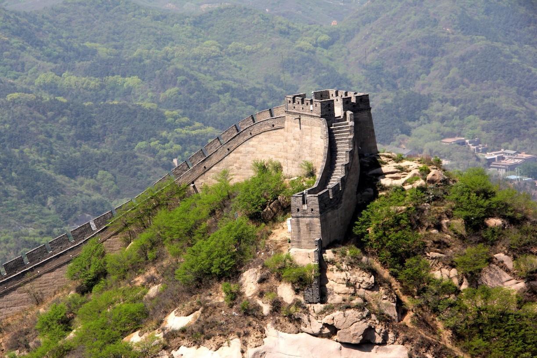 Географические объекты Китая