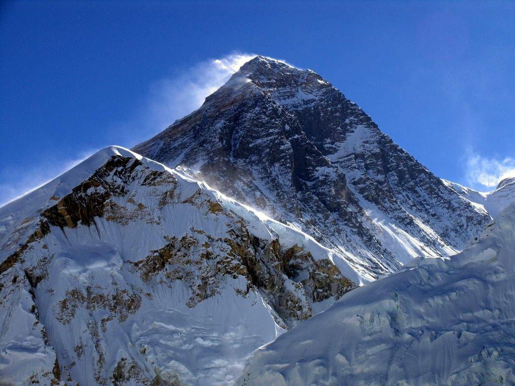 Гора «Эверест»