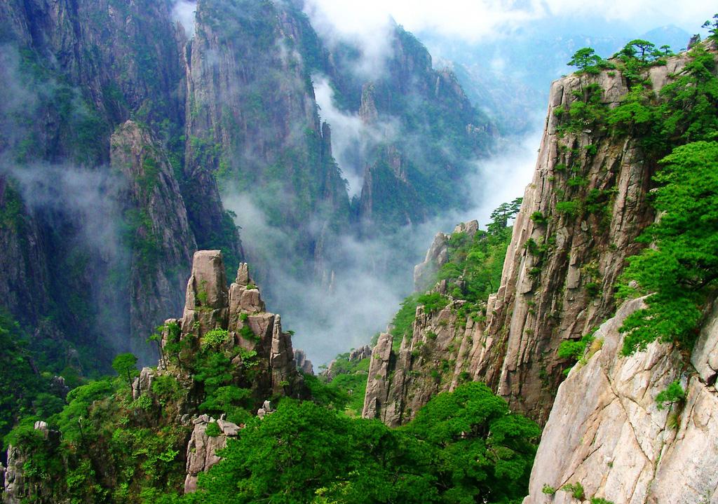 Гора Хуаншань