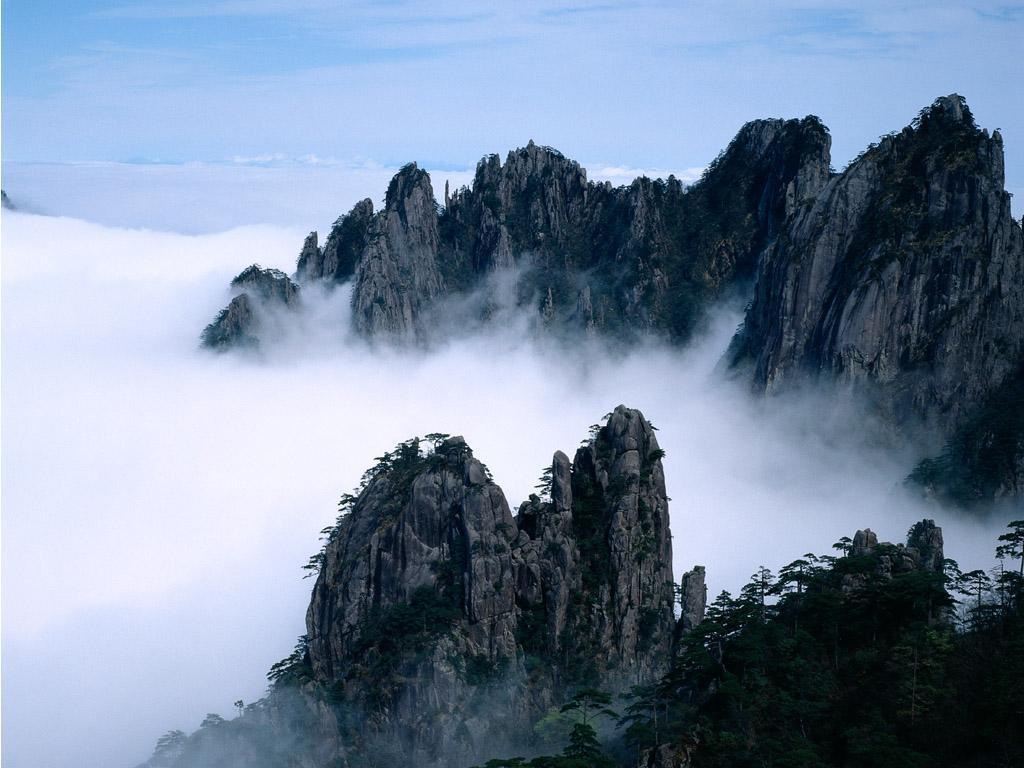 """Гора """"Хэншань"""""""