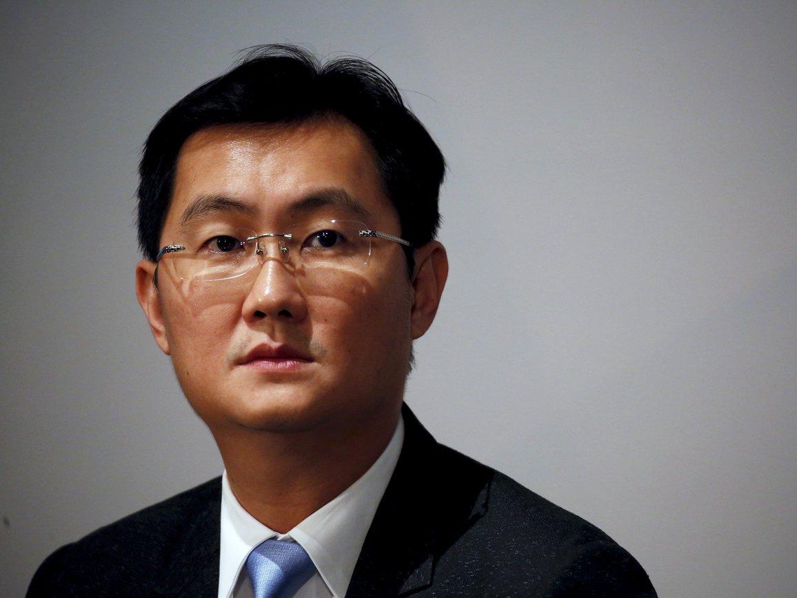 Ма Хуатэн - самый богатый китаец
