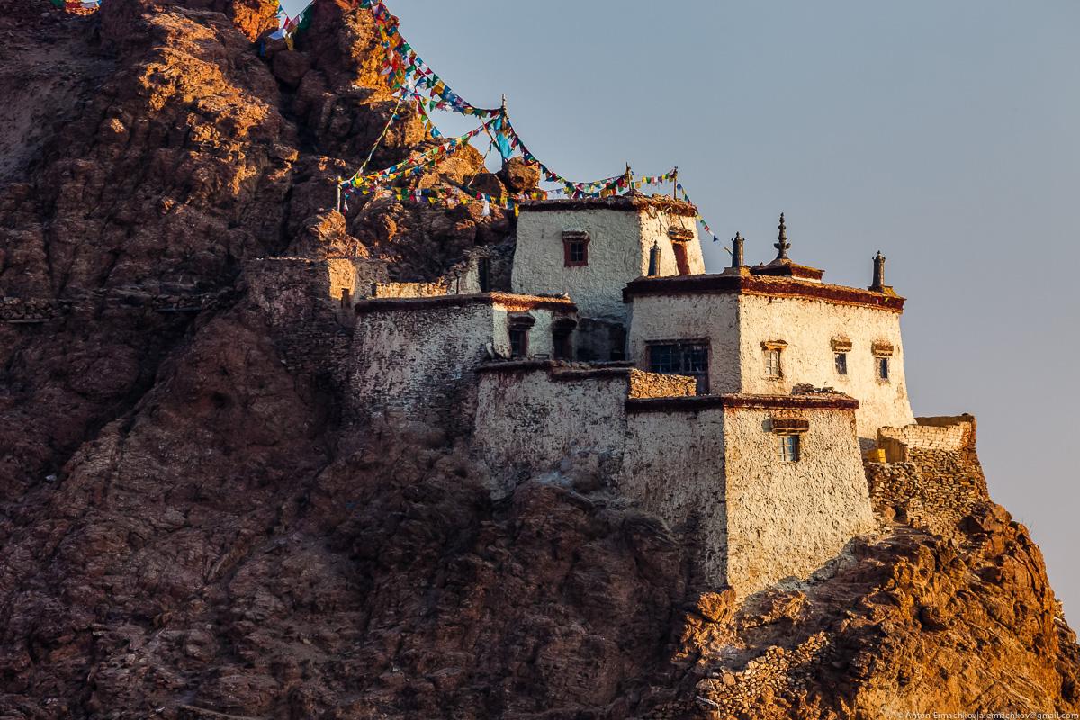 Монастырь «Чиу Гомпа»