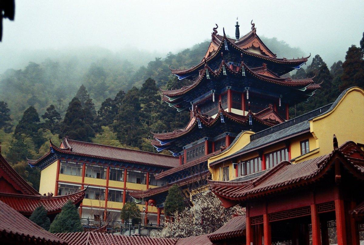 Монастырь Тяньтунсы