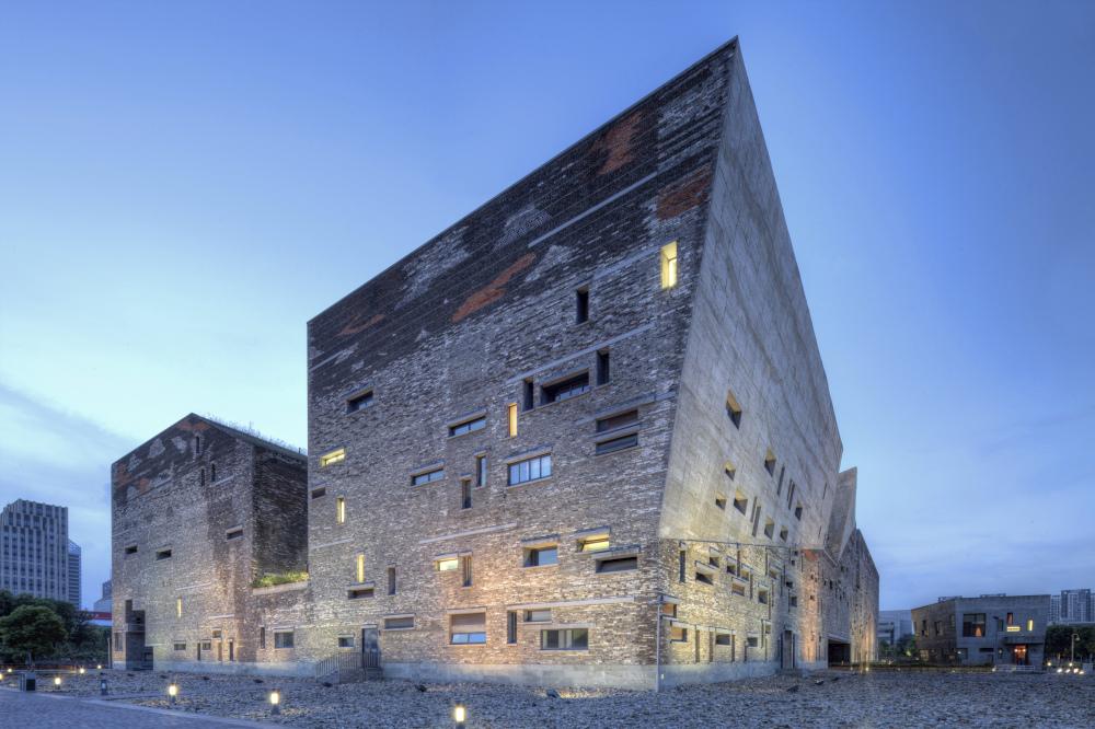 Музейный комплекс Нинбо