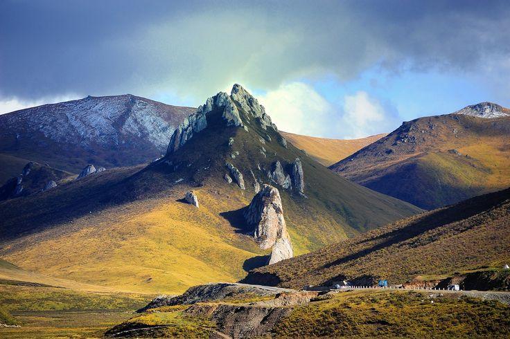 Нагорье Тибет