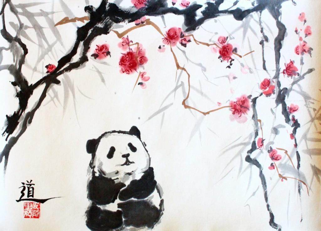Особенности китайской живописи