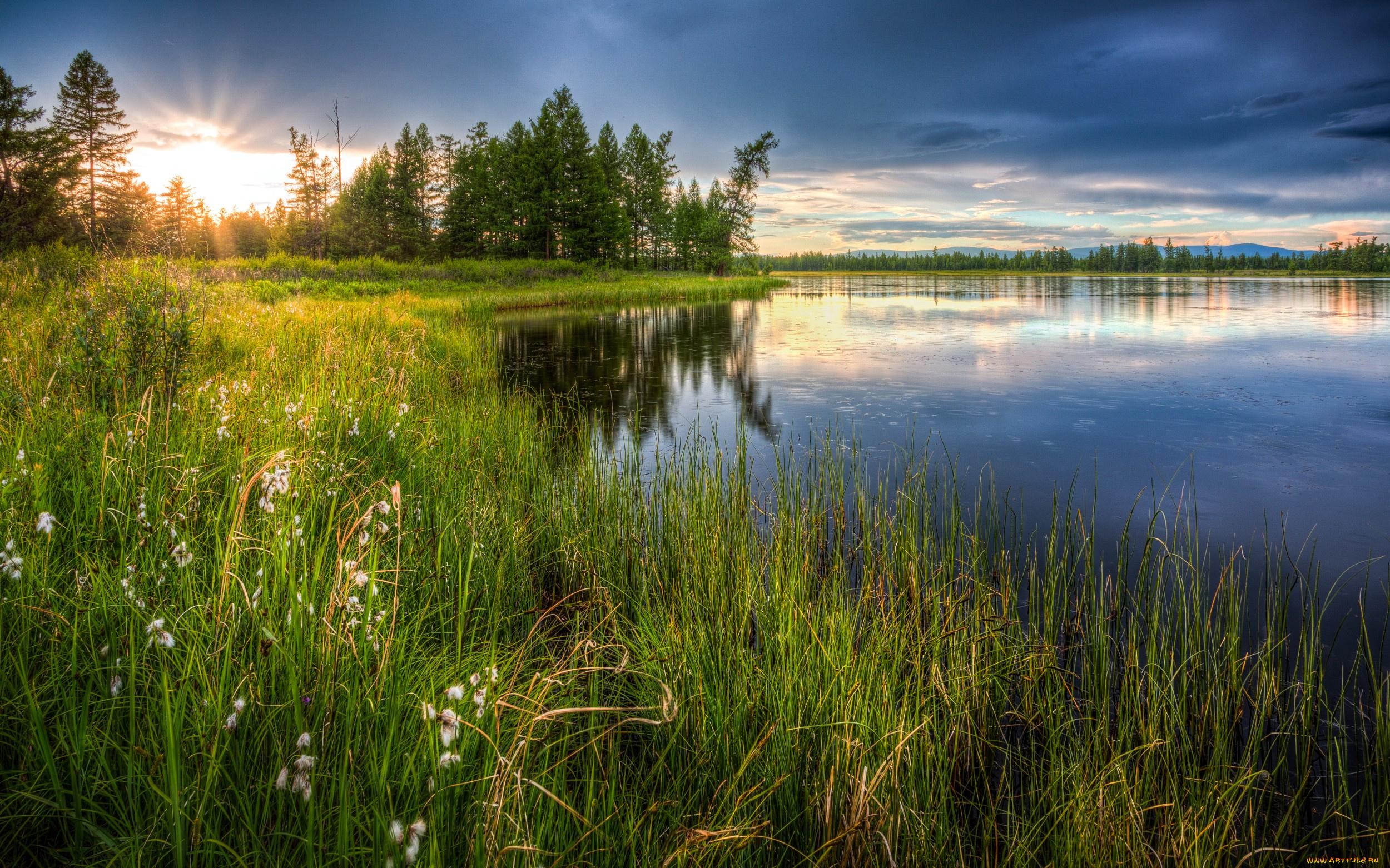 """Озеро """"Лугу"""""""