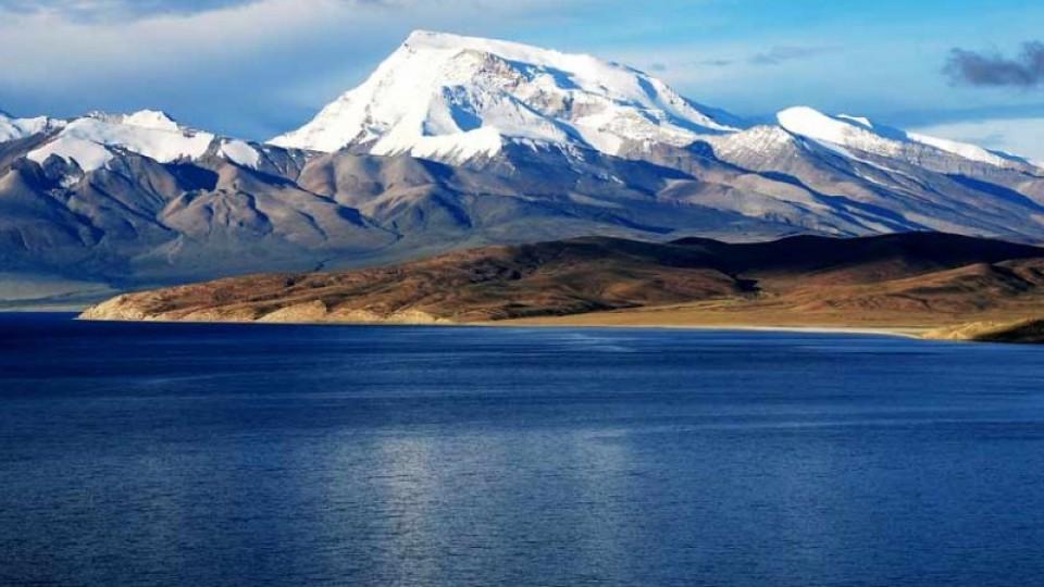 Озеро «Мансаровар»