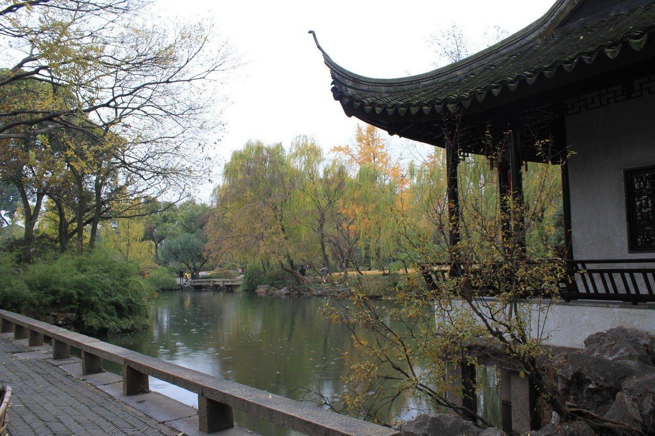 Парк Лунбинь