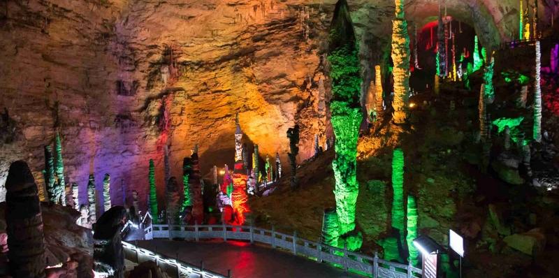 Пещера Белого Дракона