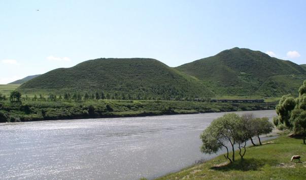 Река Таманган