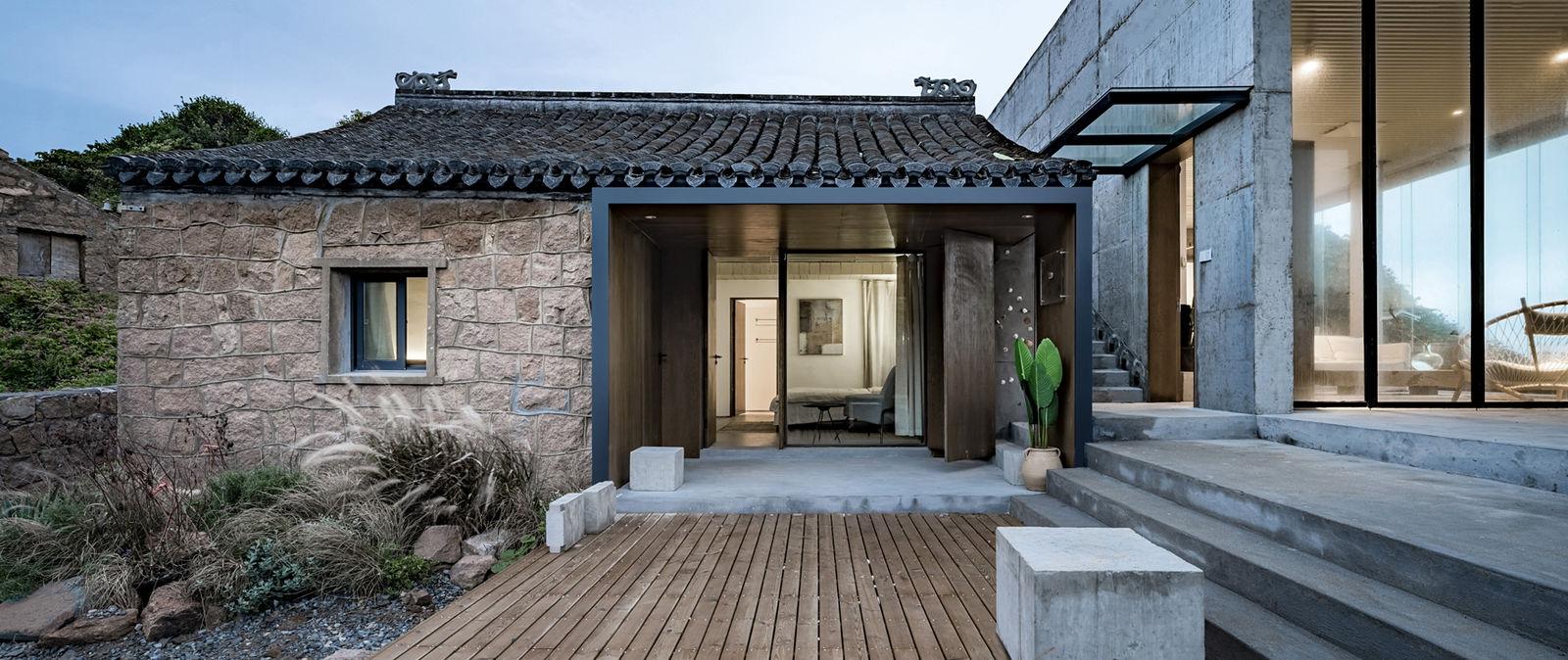Современные китайские дома