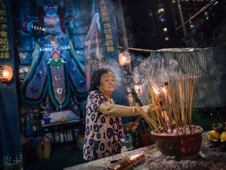 Странные традиции Китая