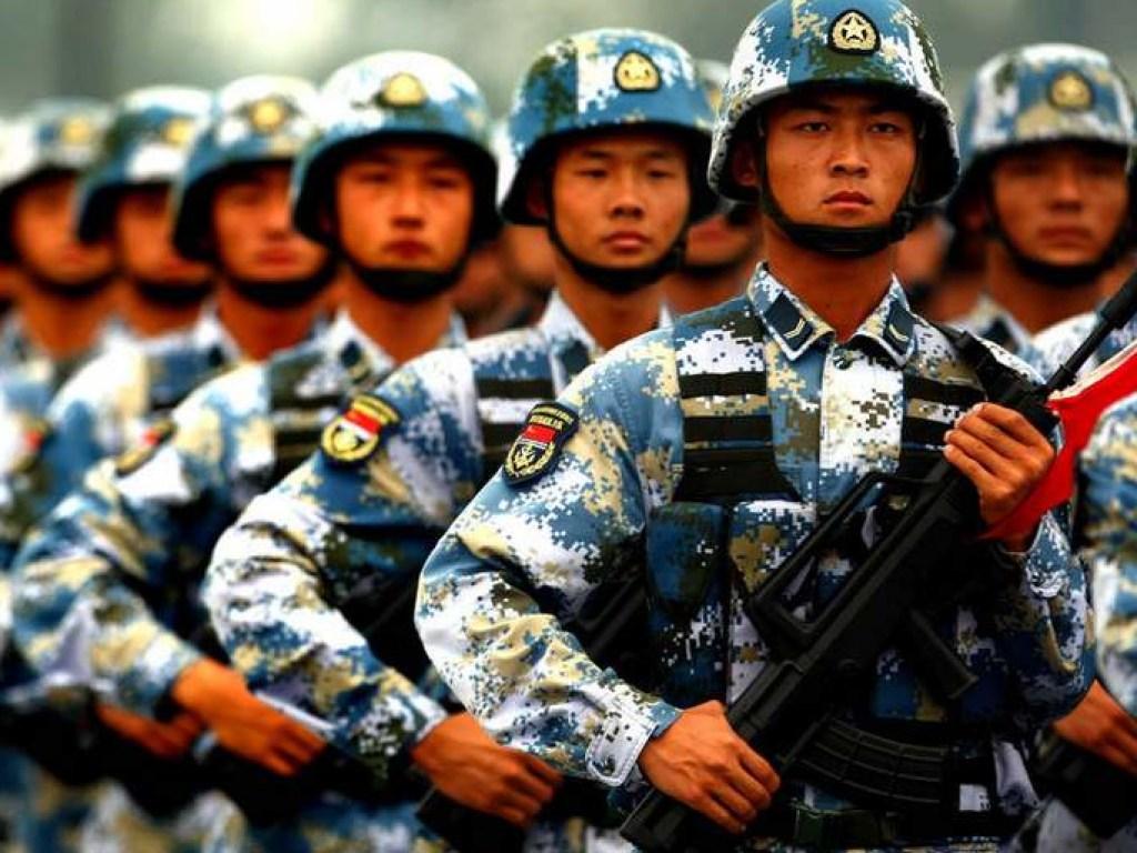 Сухопутные войска КНР