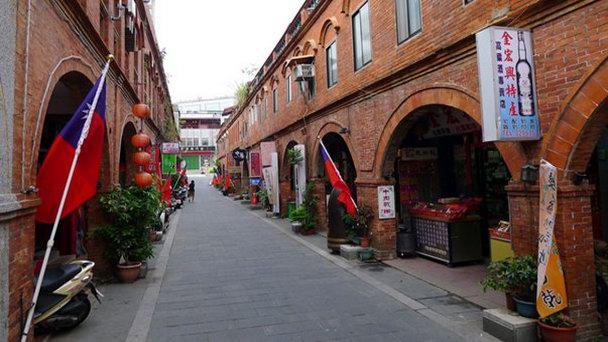 Улица Цзефанбэй