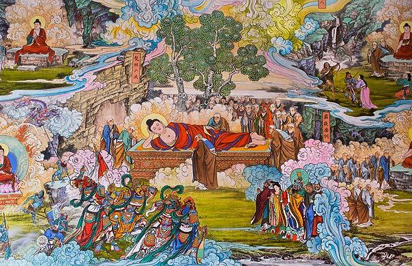 Живопись Древнего Китая
