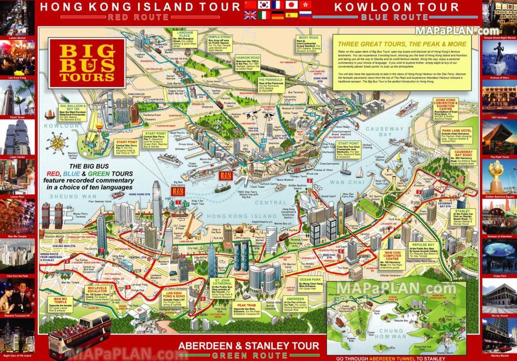 Три туристических маршрута по Гонконгу для самостоятельной прогулки