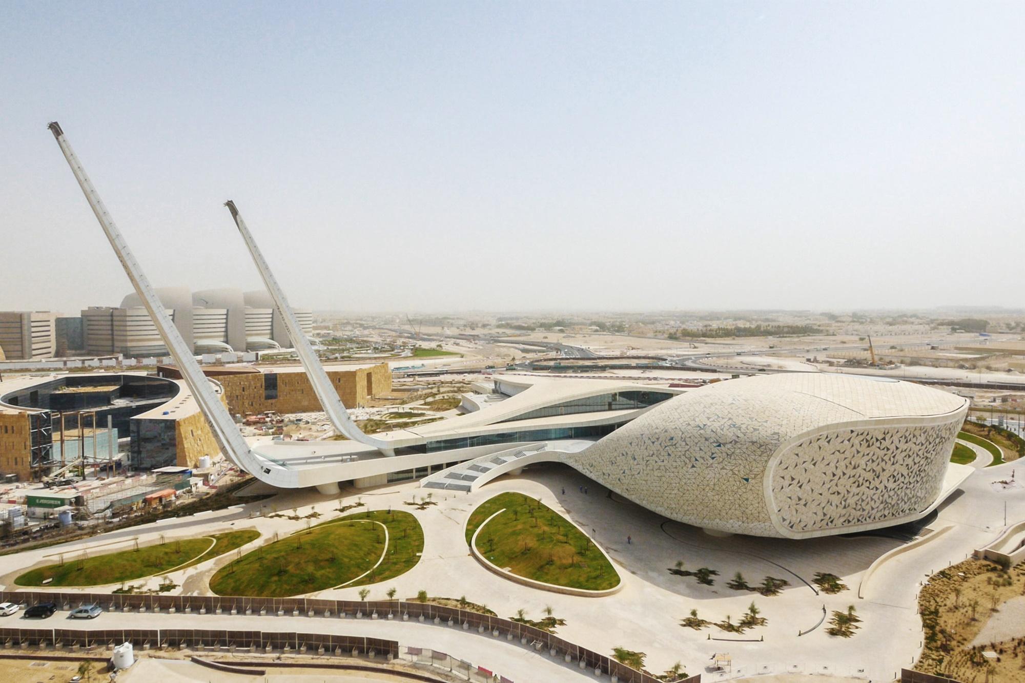 Современная мусульманская архитектура в Китае
