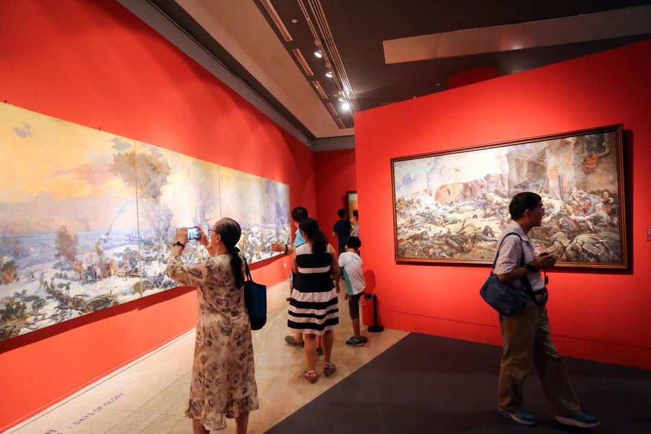 Выставки в Пекине