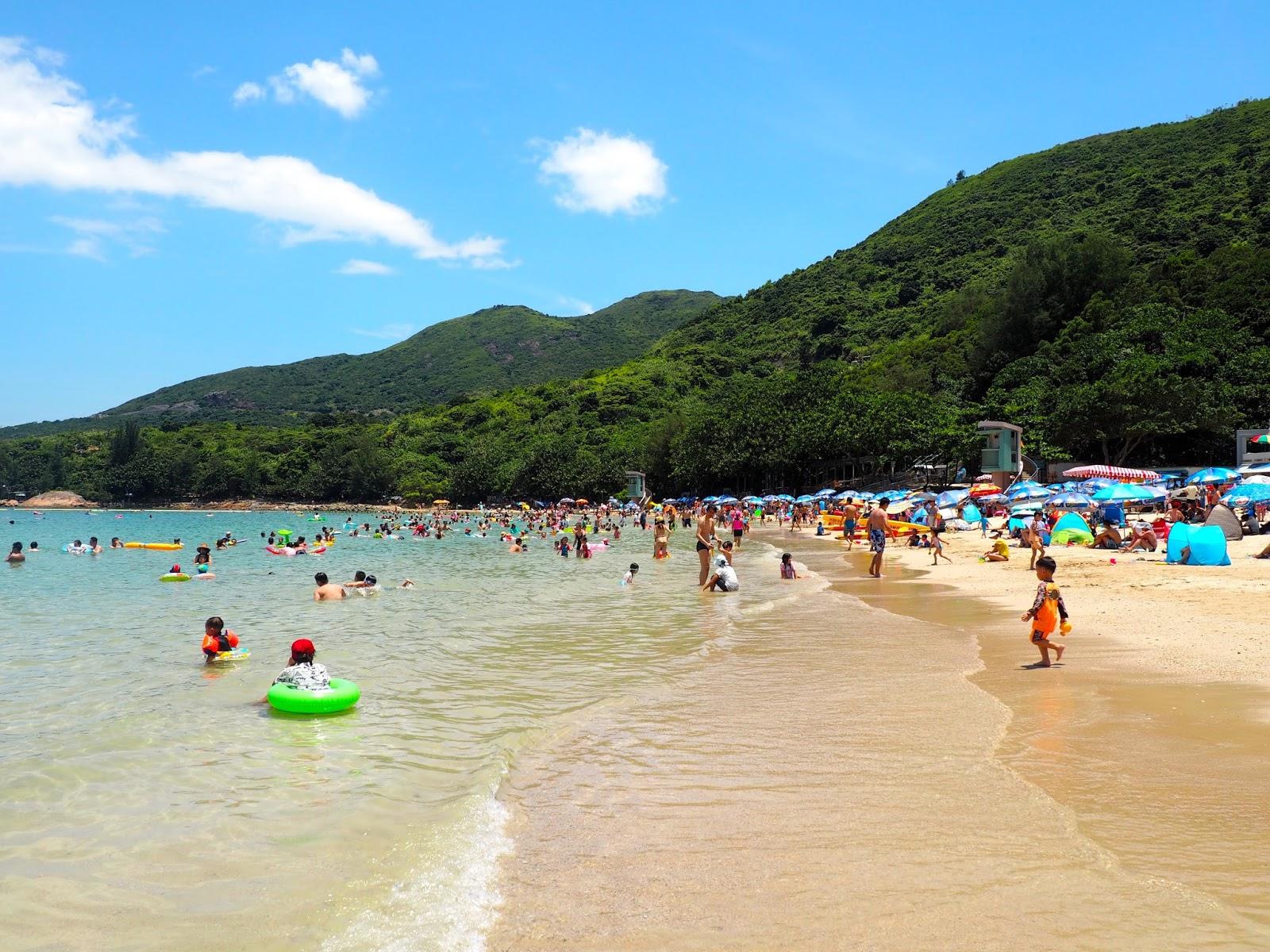 Clear Water Bay Beach