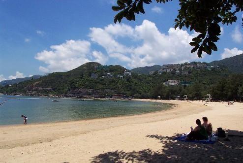 Deep Water Bay Beach