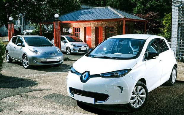 Электромобили китайского производства