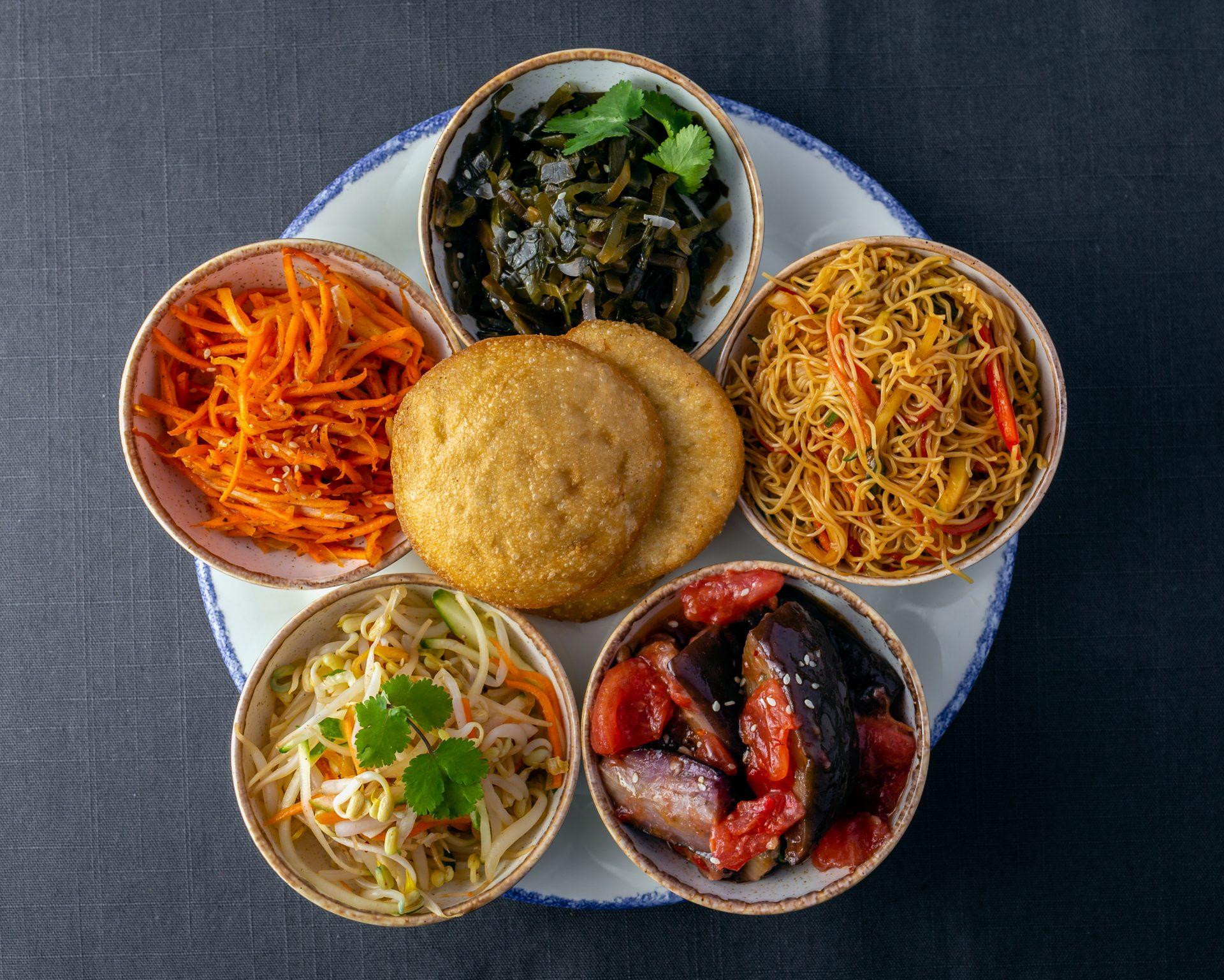 Холодные закуски в Китае
