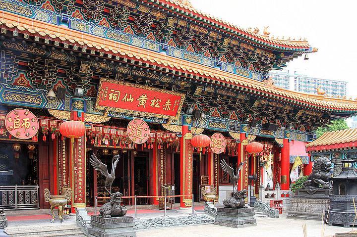 Храм Гуансяосы