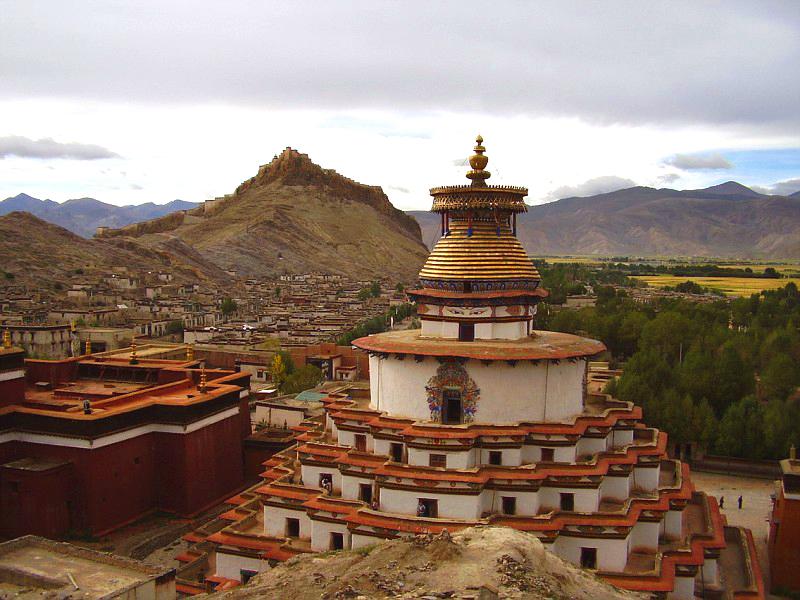 Храм Кумбум Чортер