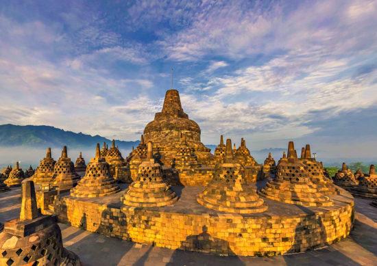 Храм Тысячи Будд