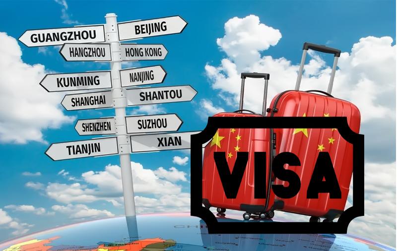 Как получить рабочую визу в Китай самостоятельно