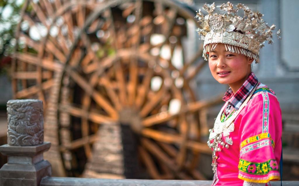 Народы и национальный состав Китая