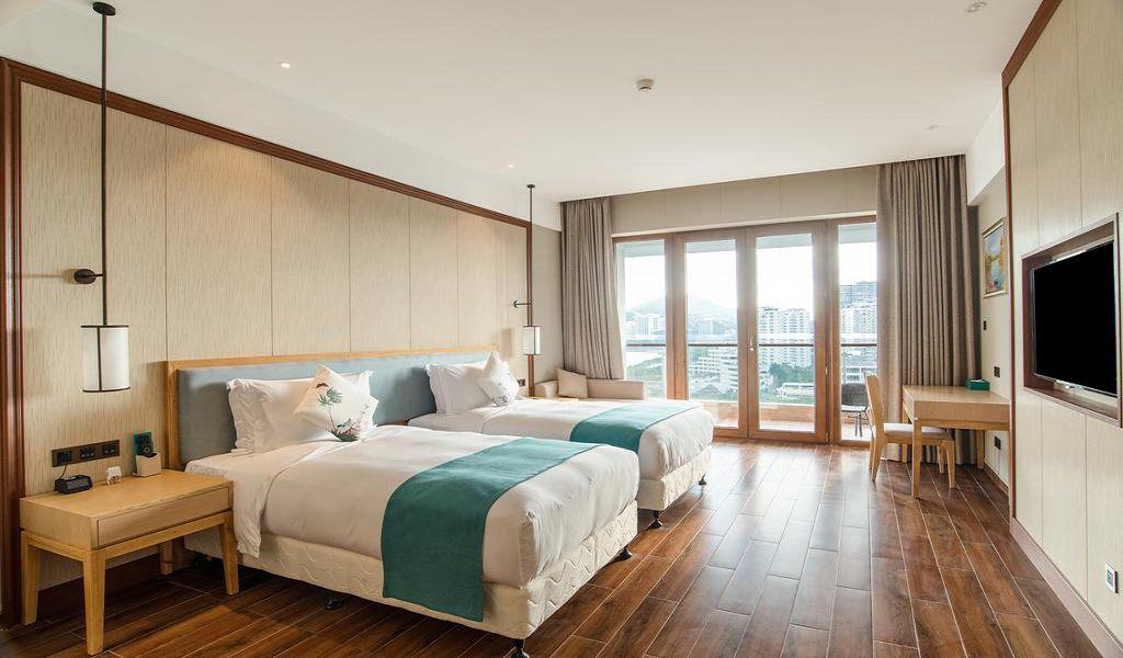Отель Dadonghai Hotel Sanya
