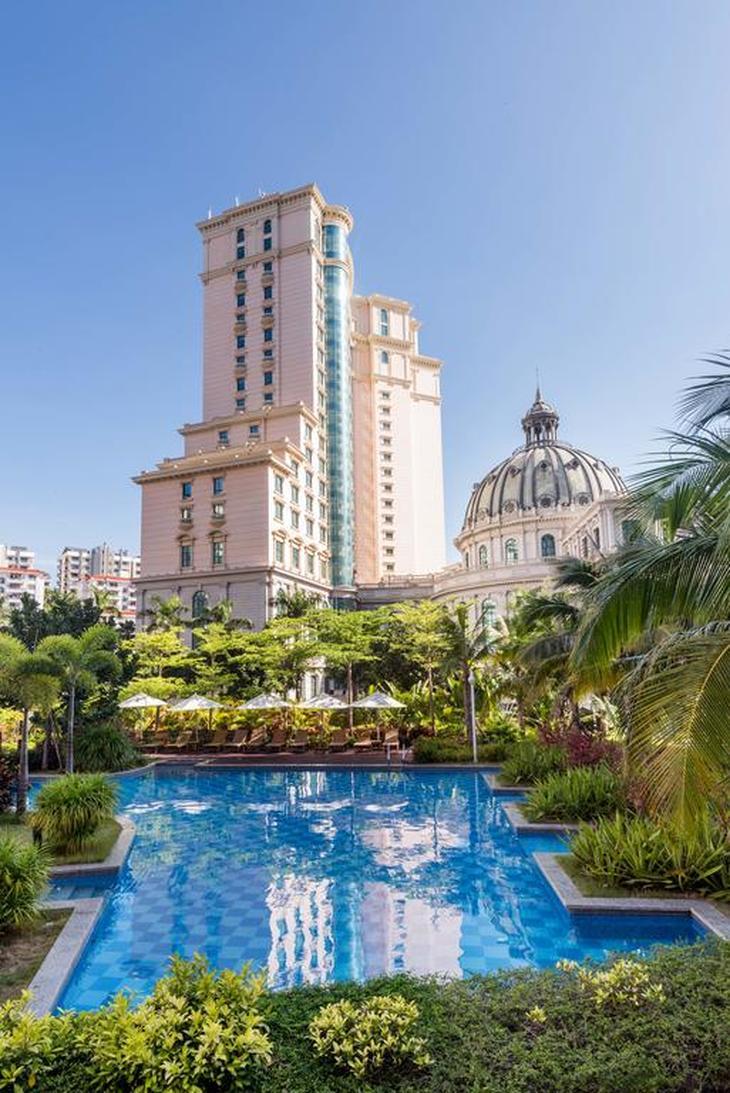 Отель Sanya Jinjiang Baohong