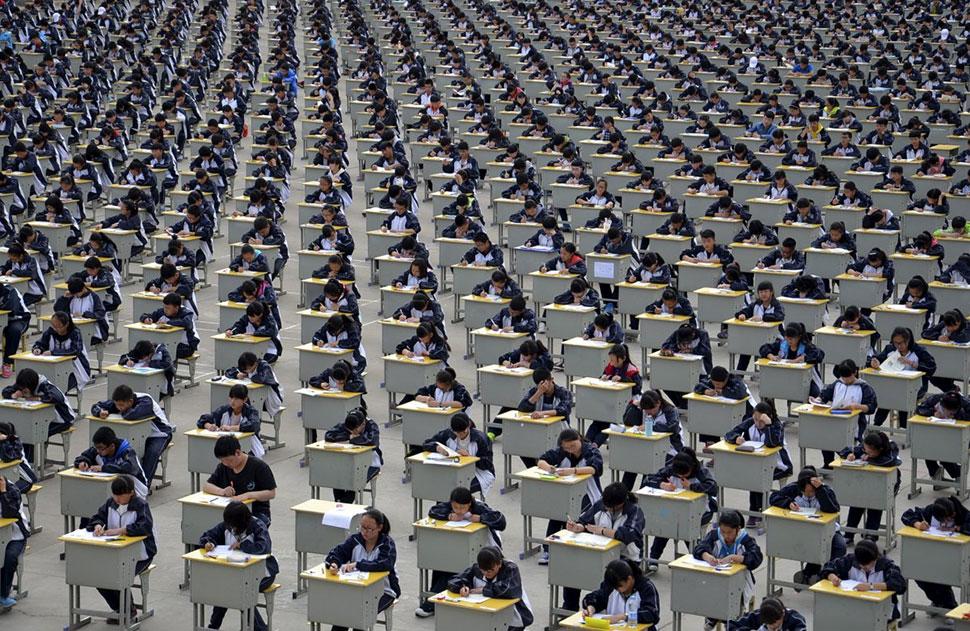 Почему в Китае так много людей