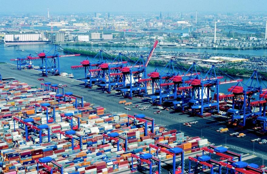 Шанхай порт