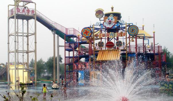 Аквапарк Циньхуандао