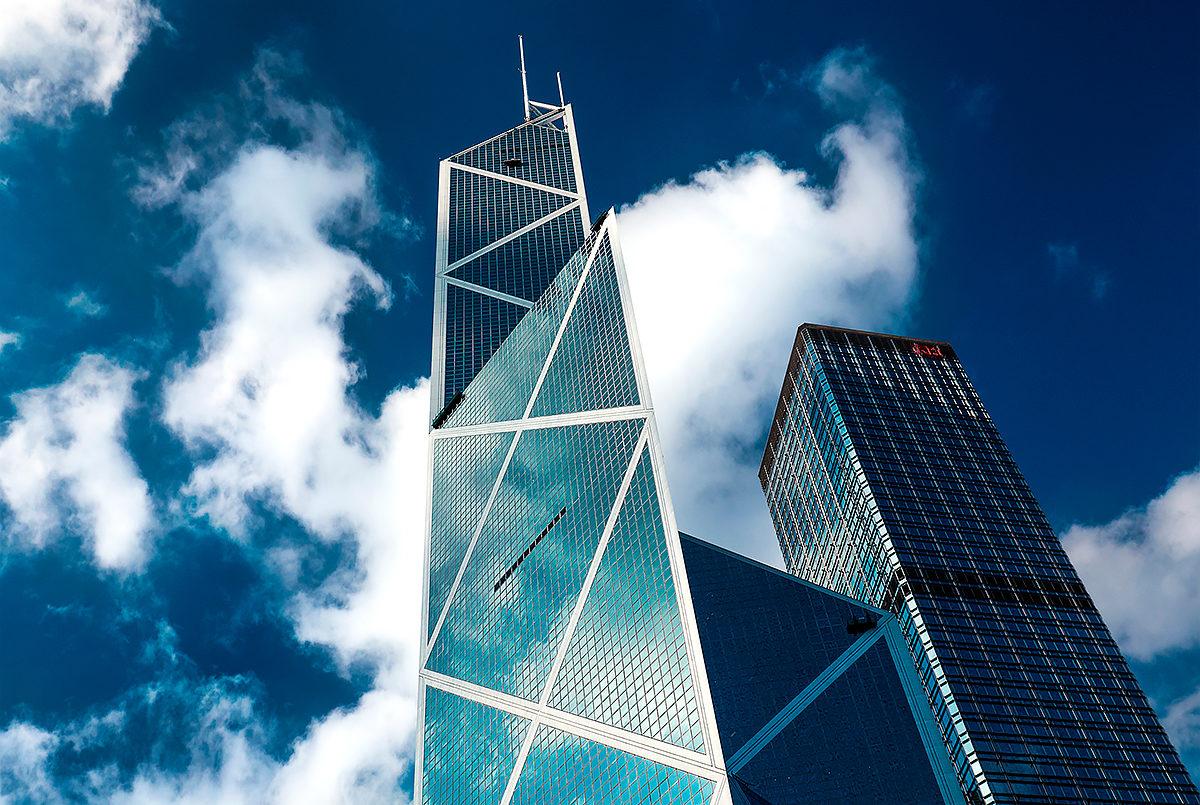 Башня главного китайского банка