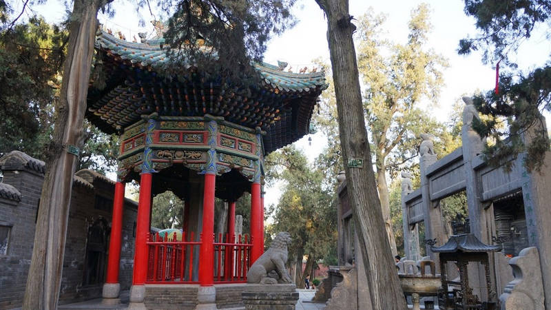 Храм Гуаньлинь