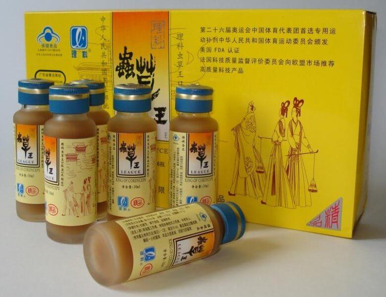 Лекарства из Китая