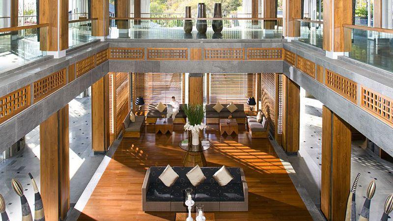 Отель Mandarin Оriental Sanya 5